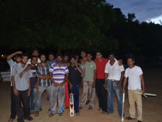 Team outing at Celebrity Resort, Padappai – 2015
