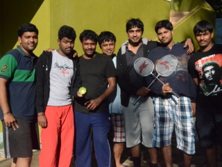 Team outing at Yercaud – 2013